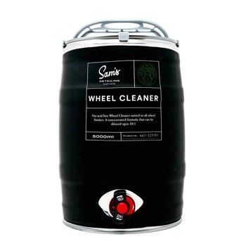 SAM'S DETAILING - EXPERT RANGE - WHEEL CLEANER 5000ml