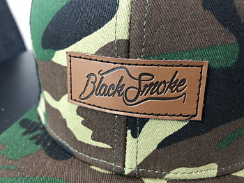 Black Smoke Racing M19 snapback hat