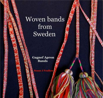 Woven bands from Sweden