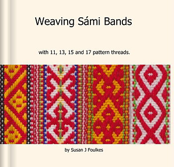 Weaving Sámi Bands
