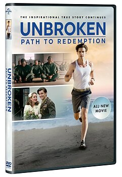 Unbroken - path to redemption (DVD)