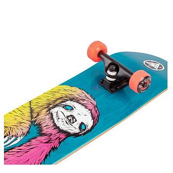 Welcome skateboard komplett 8.0 Sloth