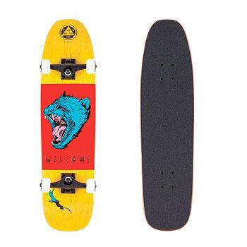 Welcome skateboard komplett 8.25 Tasmanian Angel