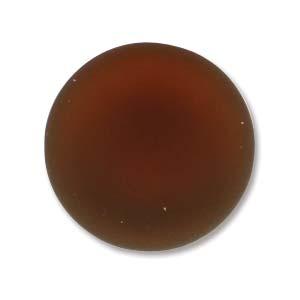 Lunasoft rund cab i färgen copper, 18 mm.