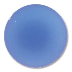Lunasoft rund cab i färgen blueberry, 24 mm.