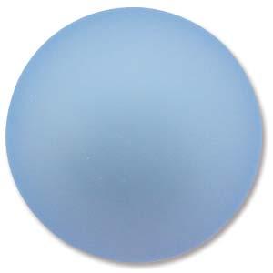 Lunasoft rund cab i färgen skyblue, 24 mm.