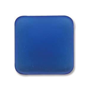 Lunasoft fyrkantig cab i färgen blueberry, 17 mm.