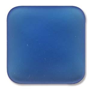 Lunasoft fyrkantig cab i blueberry, 22 mm.