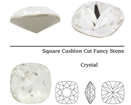 Square Cushion Cut 4470