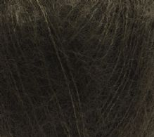 Angel Mohair- Oliv/brun