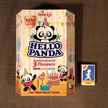 Hello Panda Mega size