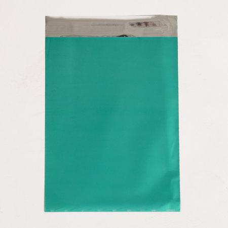 Foliepåse - Matt/Turkosgrön S