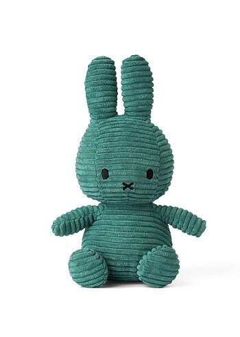 Miffy Courduroy 23cm, Green
