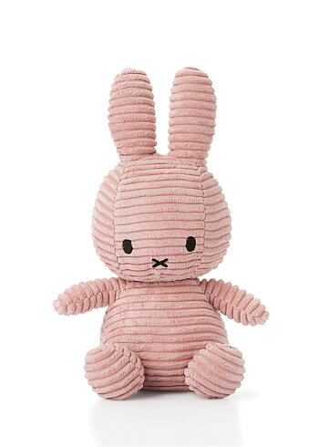 Miffy Courduroy 23cm, Pink