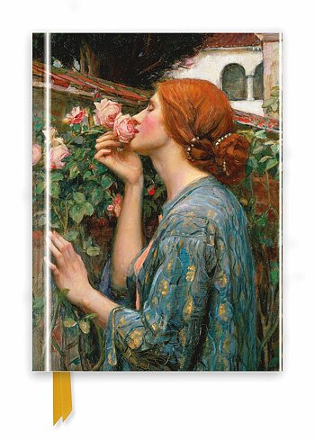 Waterhouse: Soul of a Rose, Foiled Journal