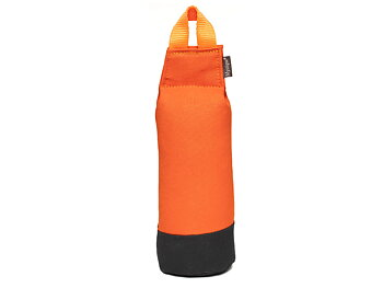 Dummy, linjetag, orange/svart 550g