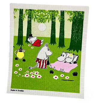Moomin Dishcloth - Summer 2020