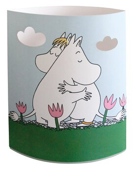 Moomin Night light - Love/ Little My