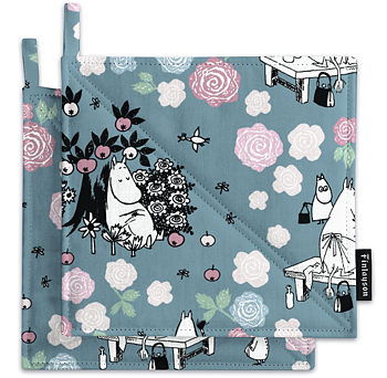 Moomin Potholders, Moominmamma´s Dreams 2-Pack