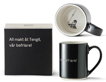 Astrid Lindgren Citat Mugg - All makt åt Tengil, vår befriare!