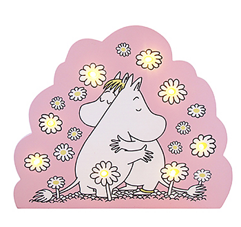 Moomin Light LED, Love