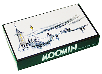 Moomin Matches, The Light House