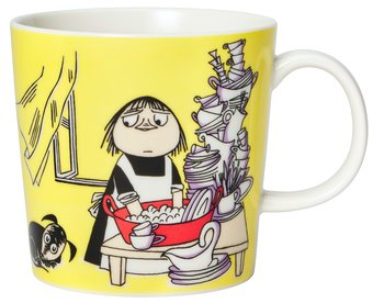 Arabia Moominmug - Misabel yellow