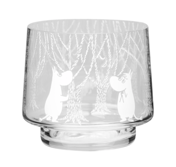 Moomin Candle holder - In the woods