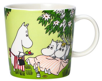 Arabia Moomin Mug - Relaxing - Season Mug Summer 2020