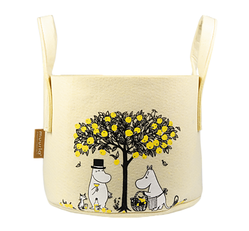 Moomin Storage Basket - Apples