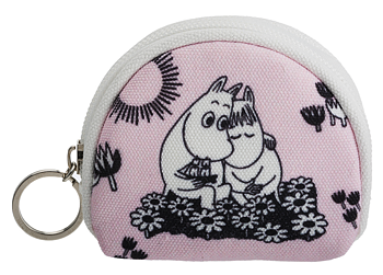 Moomin Coin Purse - Love