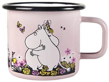Moomin Enamel Mug, 3,7 dl - Hug
