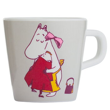 Moomin children's mug, The invisible child