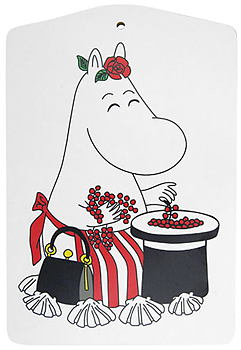 Moomin Cutting board, Moominmamma