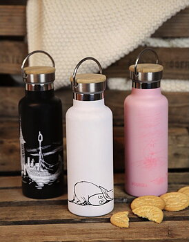 Moomin Thermos Bottle 5 dl - Our sea