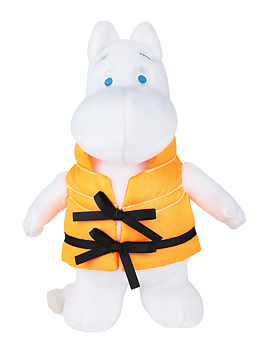 Moomintroll Soft Toy - Our Sea - 20 cm - SPECIAL EDITION!