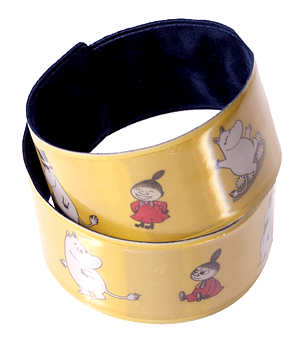 Moomin Reflex - Slapwrap