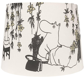 Moomin Lamp Shade - The Flowers - 20 cm