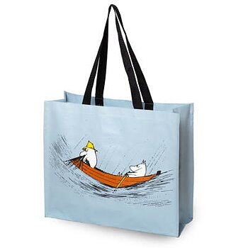 Moomin Shopping Bag - 41x35 cm - Storm