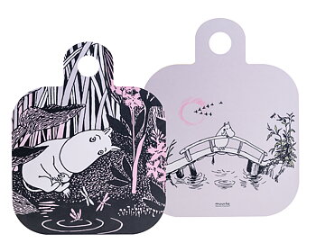 Moomin Cutting/Serving Board - Missing you