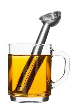 Tea 2-i-1, tesil och skopa - Sagaform