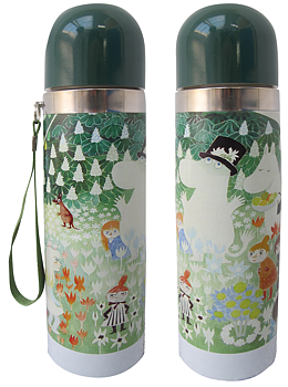 Moomin thermos flask 5 dl - Dangerous journey