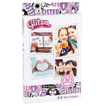 Presentbox - Glitter tatueringar