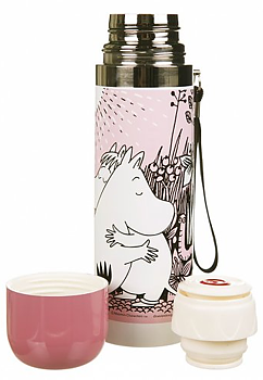 Moomin thermos flask, Love