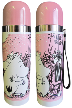 Moomin thermos flask - 5 dl - Love