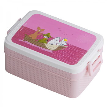 Moomin Lunch Box - Pink