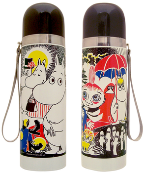 Moomin thermos flask, Moomin Comic