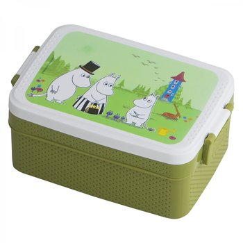 Moomin Lunch Box - Green