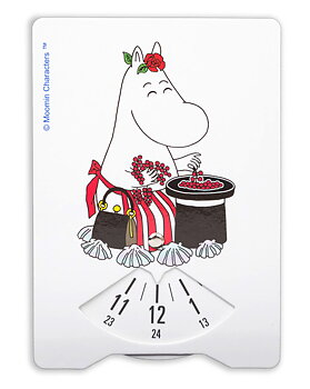 Moomin Parking Disc - Moominmamma