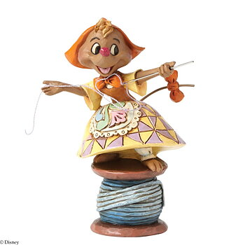 Disney Figurin  - Cinderella´s kind helper